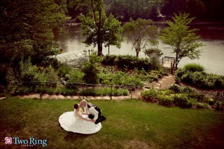 Black Mountain wedding photo