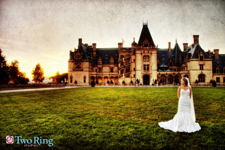 Biltmore Estate Bridal Shoot