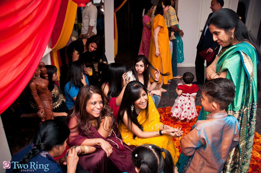 Henna Party Nyc : New york indian wedding