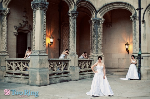 Kelly's bridal at the Biltmore Estate by Two Ring Studios