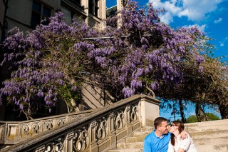E-session at Biltmore Estate in Asheville