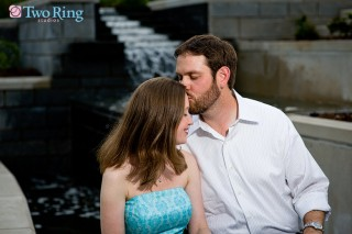Engagement photography in Asheville