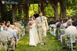 WNC Green Wedding at The Farm