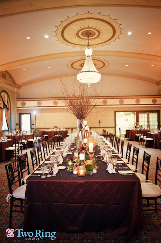 Ballroom at Westin Poinsett Hotel
