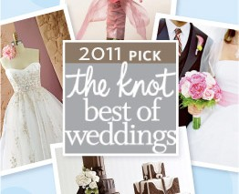 Best of Weddings 2011 - The Knot