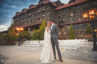 Grove Park Inn wedding Photographer