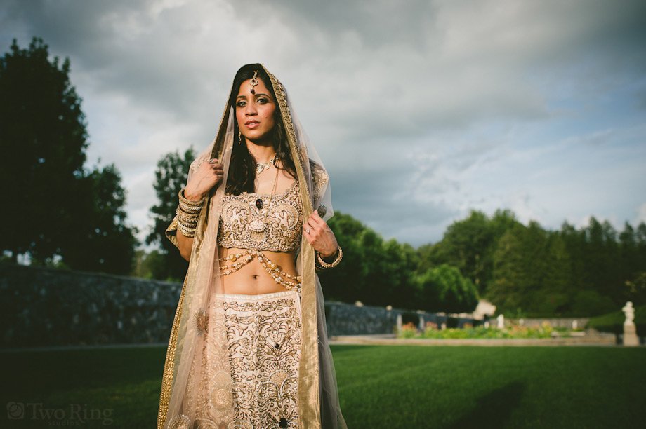 Indian bridal in Asheville