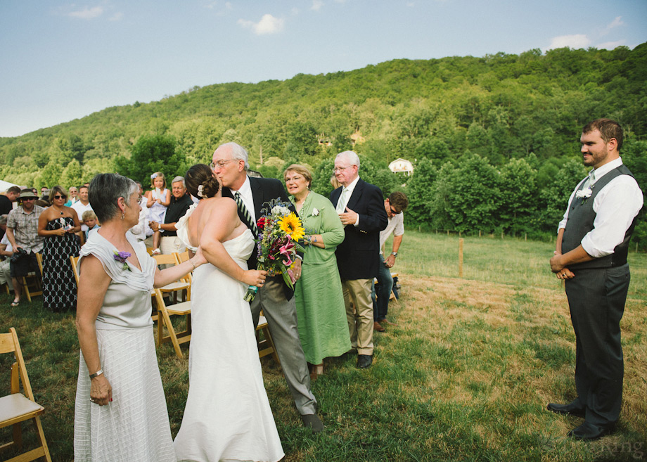Brasstown wedding