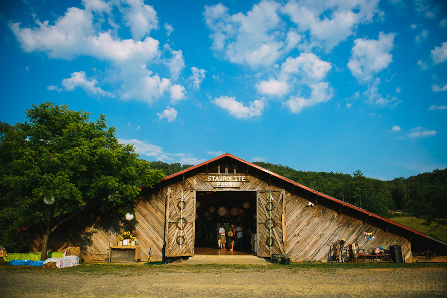 rustic wedding venue in north carolina two ring studios asheville wedding photographer